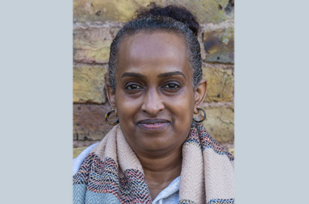 Faiza Mwangola